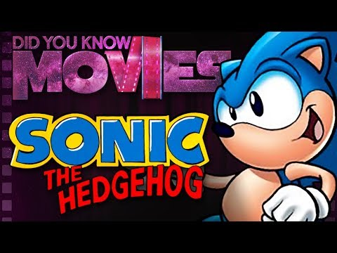connectYoutube - The Sonic MANIA Behind Sonic's Cartoons! | Did You Know Movies