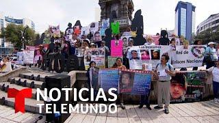 México revela que hay más de 60,000 desaparecidos en el país   Noticias Telemundo