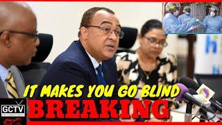 4 CASES OF THE NEW C0?1D 19 STRAIN IN JAMAICA (GCTV)