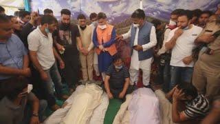 Matan a tiros al líder del gobernante BJP en la Cachemira india