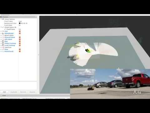 Autonomous Outdoor 3D Mapping