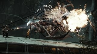Evolve: Wraith GameplayTrailer with Developer Commentary