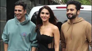 Akshay Kumar And Vaani Kapoor's Promotional Diaries - NDTV