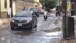 Lluvias provocaron inundaciones en El Progreso