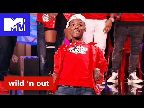 connectYoutube - DC Young Fly Will Give Your Girl A Bone Like A Fintstone | Wild 'N Out | MTV