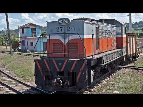 Download Youtube to mp3: Cuba Railways Havana 2009