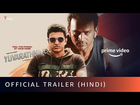 Yuvarathnaa - Official Trailer (Hindi) | Puneeth Rajkumar, Sayyeshaa Saigal | Amazon Prime Video