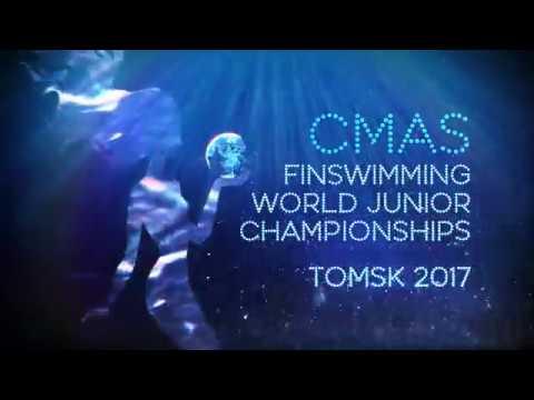 XV Первенство мира по плаванию в ластах • Томск 2017 • 2-5 августа 2017 • ЦВВС «Звёздный»