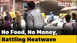 Despite Shramik Trains, Migrant Workers Continue To Walk Home In Searing Heat - NDTV