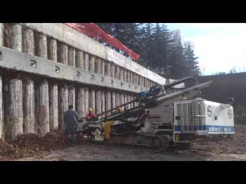 Soilmeco concrete anchor