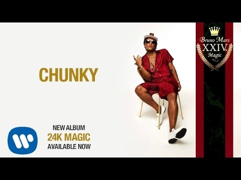 connectYoutube - Bruno Mars - Chunky [Official Audio]