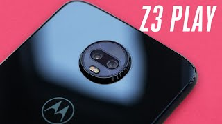 Moto Z3 Play: A mid-range phone with flagship flair