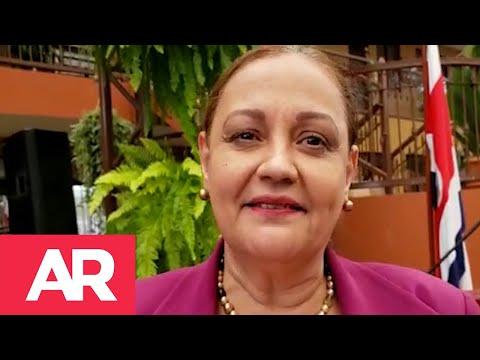 Lineth Saborío comenta sobre sus reuniones con otros precandidatos