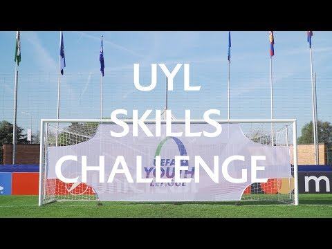 #UYL Skills Challenge 2018: Chelsea v Barcelona