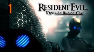 Прохождение Resident Evil: Operation Raccoon City — Ч. 1