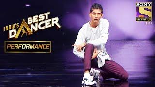 Adnan's Performance Wins The Judge's Heart!   India's Best Dancer - SETINDIA