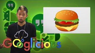 Google's fixing the hamburger emoji ASAP! Pixel 2 XL? Not a peep (Googlicious)