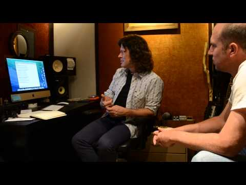 Inside the Songwriting Process - Ted Russell Kamp -