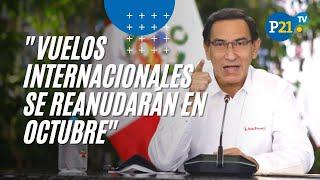 Coronavirus en Perú: Gobierno anuncia inicio de la fase 4 de reactivación económica parcial