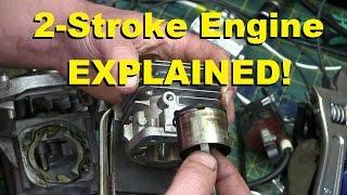 BOLTR: 2 Stroke Engine.