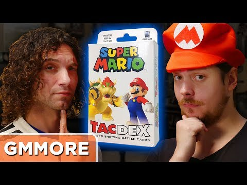 Playing Super Mario TacDex ft. Game Grumps