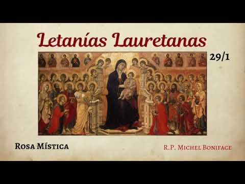 29 Rosa Mística | Letanías Lauretanas 1/3