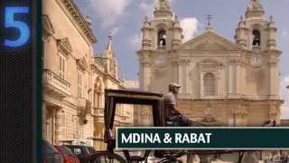 Travel Attractions in Malta & Gozo