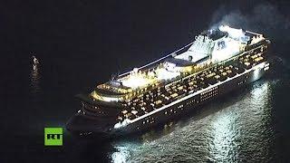Japón pone en cuarentena un crucero con 3.500 personas por un caso del coronavirus