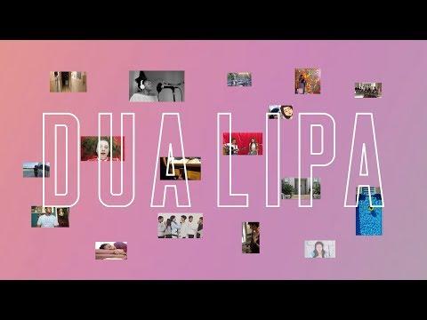 connectYoutube - #DuasNewRules - Dua Lipa New Rules Fan video