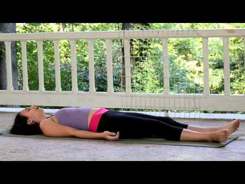Beginners Yoga - Shavasana
