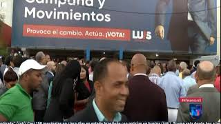 Luis Abinader dice no hay prisa para escogencia #EmisiónEstelar 25 febrero 2020