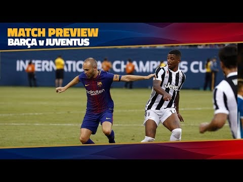 FC Barcelona - Juventus preview