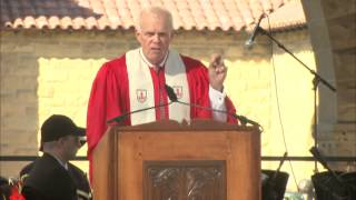 Stanford University Convocation 2014