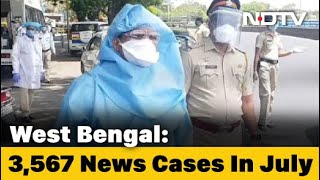COVID-19 News: Bengal Records Highest Single-Day Spike With 895 Coronavirus Cases - NDTV