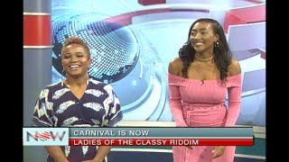 Carnival is NOW - Ladies of the Classy Riddim