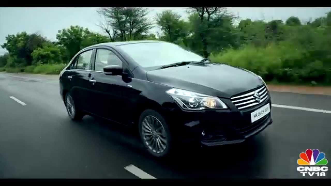 ಮಾರುತಿ ಸುಜುಕಿ ಸಿಯಾಜ್ - ಪ್ರಥಮ drive ವಿಮರ್ಶೆ (india)