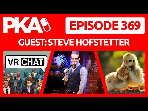 connectYoutube - PKA 369 w Steve Hofstetter - Hotel Murder Story, Taylor Doesn't Know Where Chickens Come From