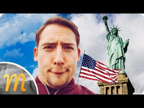 connectYoutube - J'AI SOUILLÉ NEW YORK !