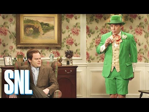 connectYoutube - Cut for Time: St. Patrick's Day - SNL