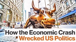 Income Inequality Is Driving Political Turmoil, and It Always Has, says Sean Wilentz