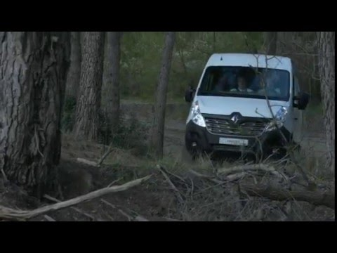 Renault Master 1999 m dalys