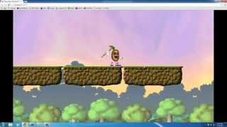 Platform Game Development w/ Construct 2 - 11 - Running Animations