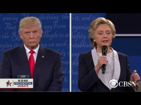 connectYoutube - Watch Live: The 2nd Presidential Debate