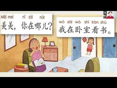 ภาษาจีน-ชั้นป-6-บทที่-6-บ้านขอ