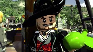 LEGO Pirates of the Caribbean: The Video Game HD trailer - PC PS3 X360 Wii