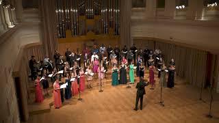 Tajčevic: Vospojte - World Youth Choir, vezényel Pad Zoltán