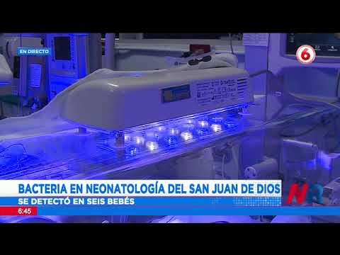 Tres bebés fallecieron por bacteria en neonatología del San Juan de Dios