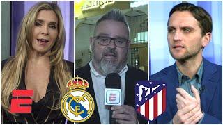 QUE LO SEPA EL MUNDO Así jugarán Atlético de Madrid vs Real Madrid en la final de la Supercopa