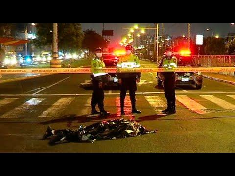 Policías abaten a delincuente durante balacera en avenida Colonial