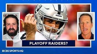 Raiders Offseason Preview: Why Derek Carr IS good enough to get Vegas a Super Bowl | CBS Sports HQ